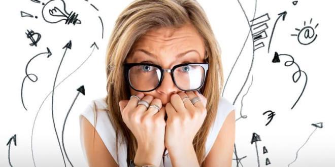 4 знаци кое вашето тело ви ги дава кога сте под стрес