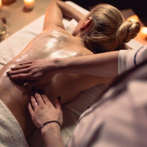 Спа Бали масажа на 50% попуст